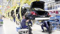 2014 Mercedes S-Class production at Sindelfingen 13.6.2013