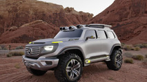 Mercedes-Benz Ener-G-Force is a 2025 G-Class