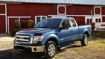 2015 Ford F-150 to feature extensive aluminum bodywork - report