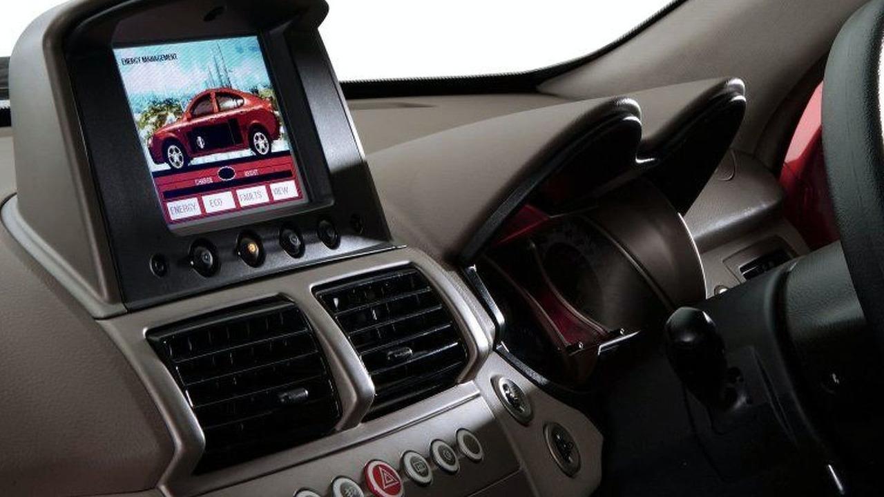 Lotus EVE Hybrid Demonstrator