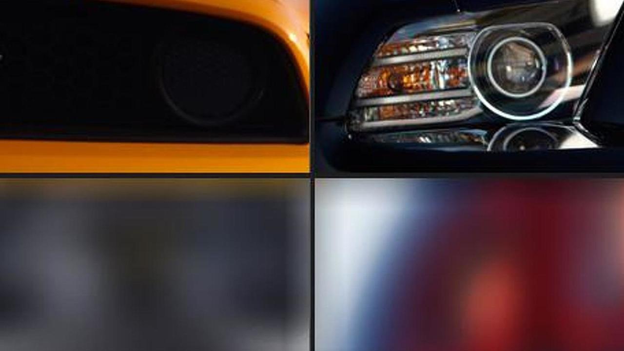 2013 Ford Mustang teaser 2