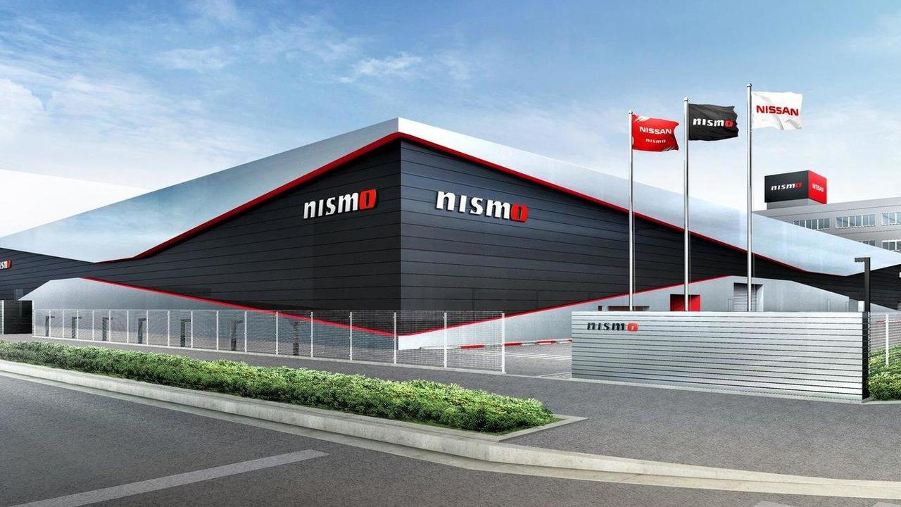 Nismo global headquarters (Nissan) - 29.11.2011