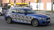 2012 BMW 135i with M-Sport package prototype spy photo