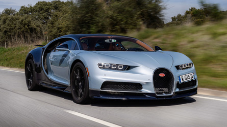 2018 Bugatti Chiron First Drive: Record Wrecker