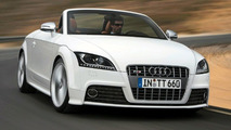 Audi TT-S Pricing for UK