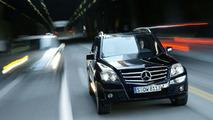 New Mercedes-Benz GLK Class