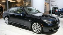 New BMW 5 Series Makes US Debut at NYIAS