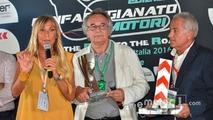 Claudia Peroni, Franco Nugnes andPaolo Ciccarone