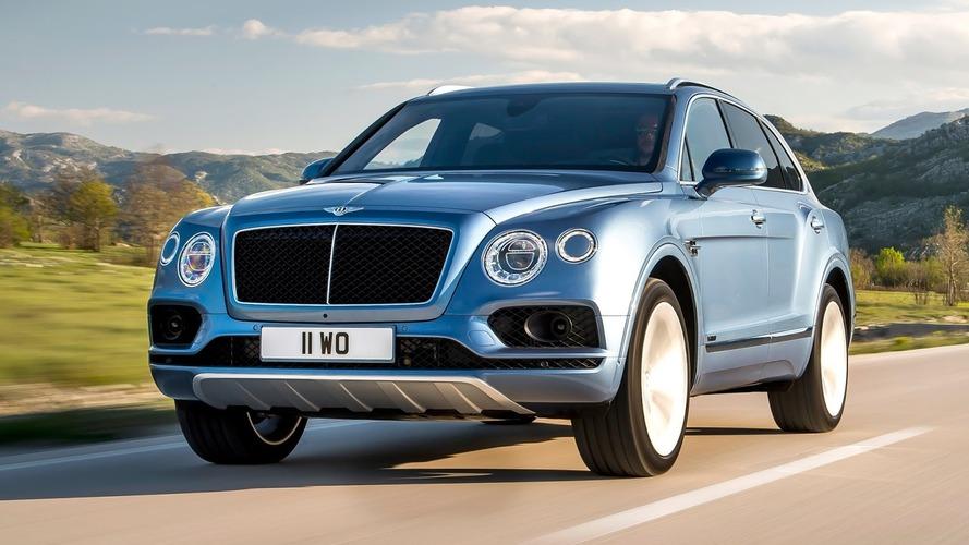 Shocking ! Le Bentley Bentayga passe au diesel !