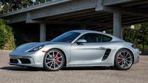 2017 Porsche 718 Cayman First Drive: Raising the bar for a driver's car