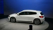 Volkswagen Scirocco debut at Geneva
