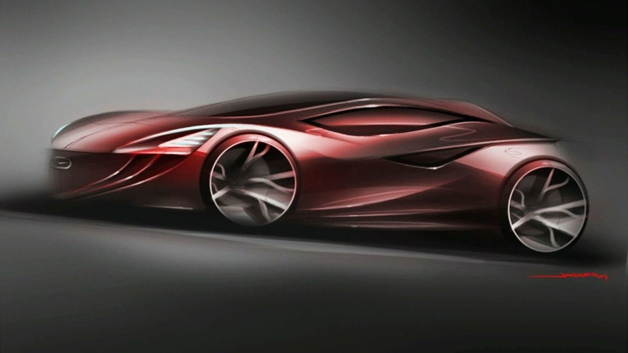 Mazda RX-7 planned for 2013; electric turbocharger being considered