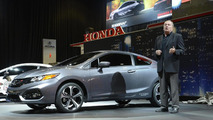 2014 Honda Civic Coupe live at SEMA 05.11.2013