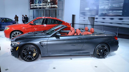 BMW M4 Convertible bows in the Big Apple with 425 bhp
