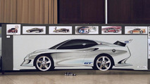 1994 Ford Mustang design proposal 07.11.2013