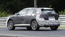 Mercedes-Benz GLA 45 AMG spy photo