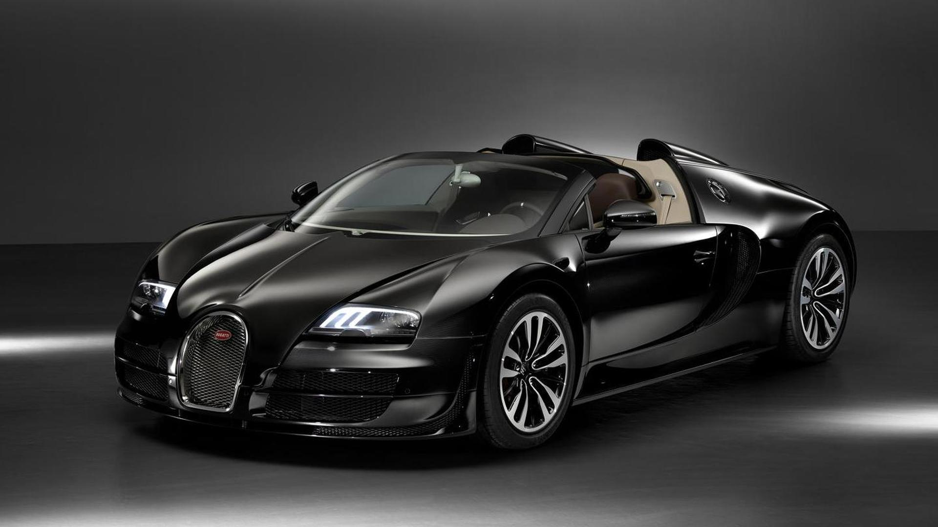 Bugatti having problems selling the remaining 40 Veyrons