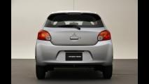 Salão de Tóquio: Mitsubishi revela primeiros detalhes oficiais do hatch compacto Mirage