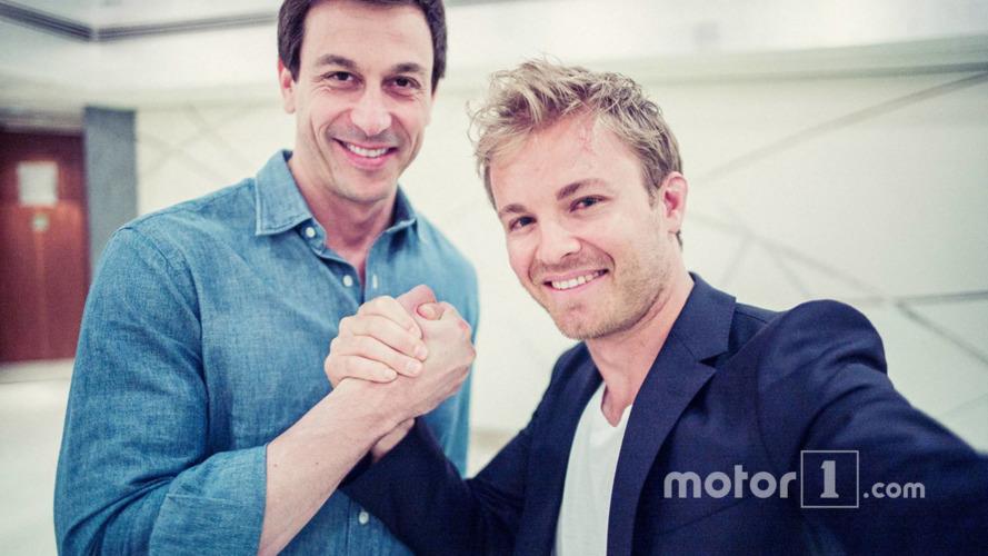 Mercedes: Rosberg is