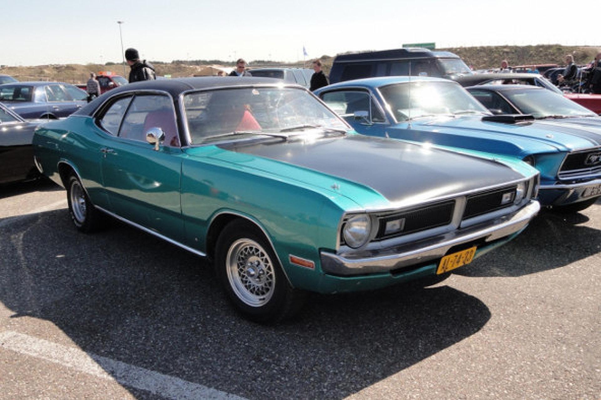 The 1970 Dodge Demon: Scary Name, Helluva Car