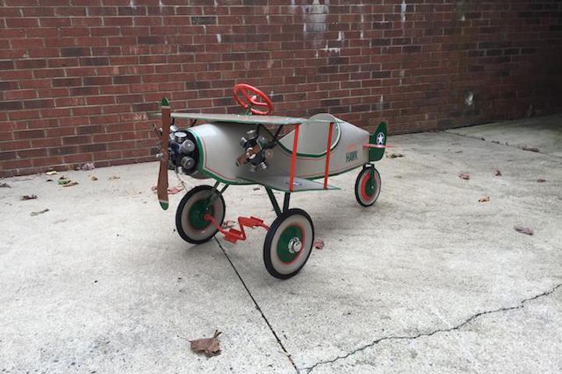 10 Classic Pedal Cars Heading to Amelia Island Auction