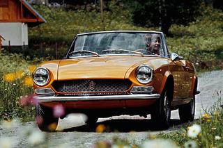 Why We Love the Original Fiat 124 Spider