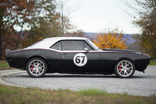 This '67 Camaro is 7 Liters of Pro-Touring Perfection
