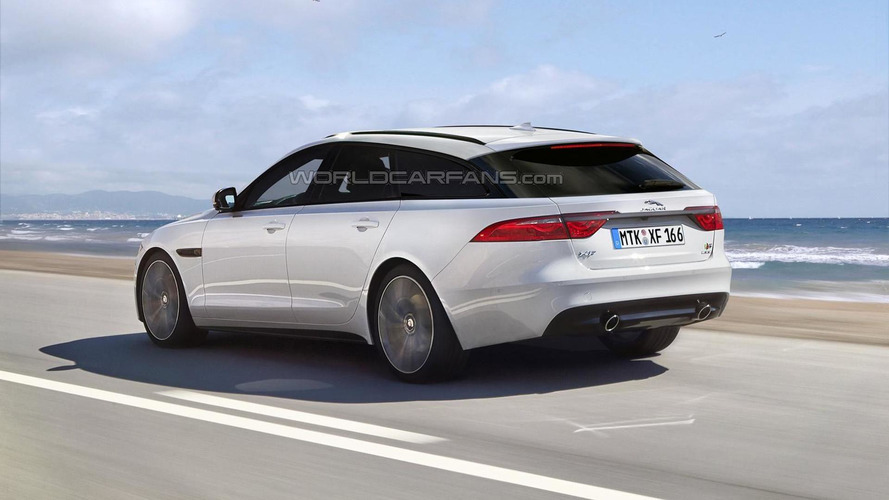 Jaguar boss slams report of all wagons being axed