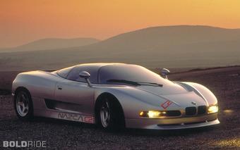 BMW's Best Supercars? Italdesign BMW Nazca Concepts