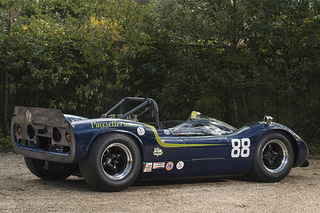 The Racy M1B Married Chevrolet Muscle and McLaren Design