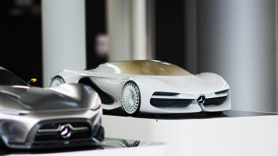 Did Mercedes just tease Project One in a design study?