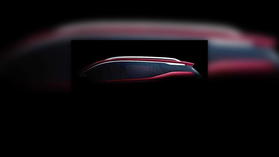 2018 GMC Terrain's floating pillar teased ahead of Detroit debut
