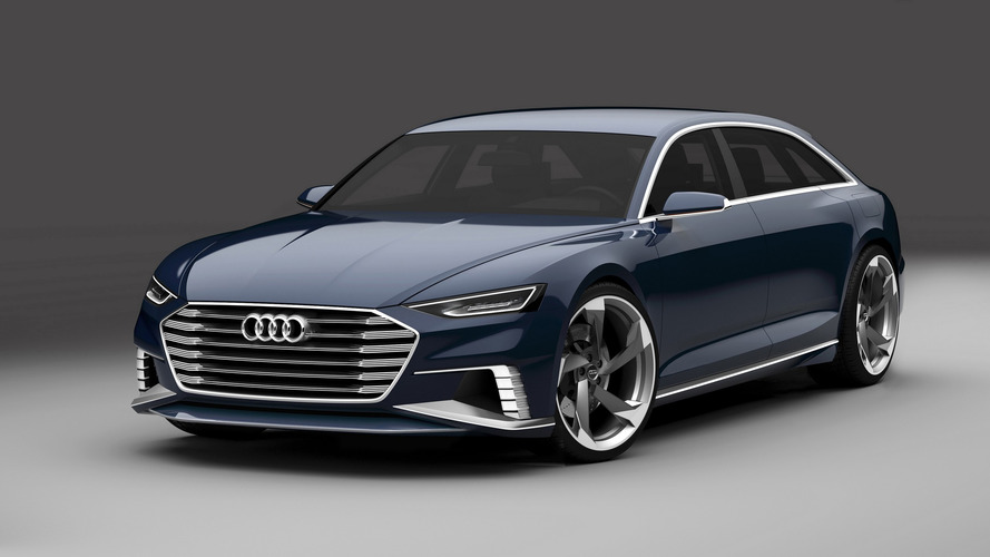 2015 Audi Prologue Avant concept