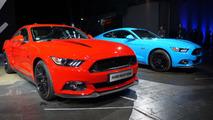 Ford lance deux Mustang spéciales pour l'Europe