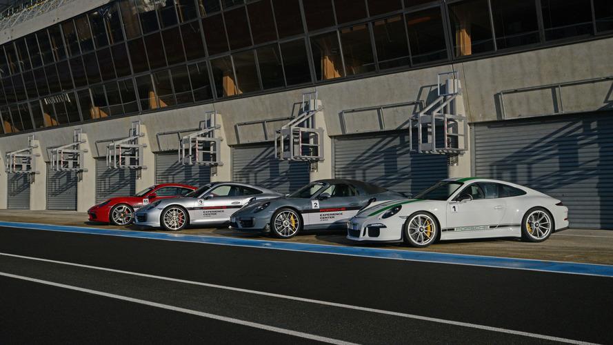 Une journée au Porsche Driving Center du Mans