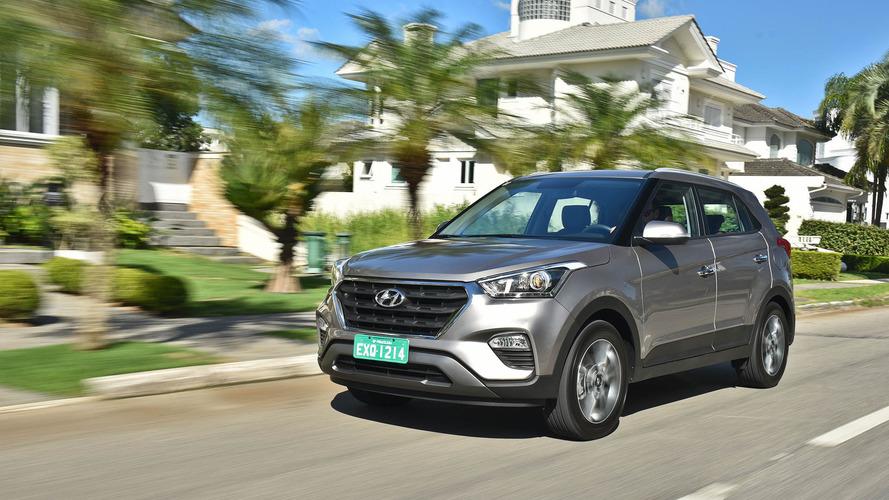 Volta rápida Hyundai Creta – Melhor que a encomenda