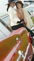 Classic Chrysler 300 at 2005 Goodwood Festival