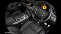 A. Kahn Design Range Rover Imperial Blue Cosworth