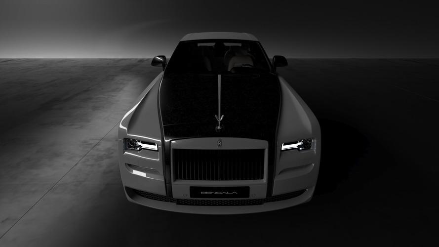 Rolls-Royce Forged Carbone