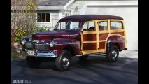 Mercury Marmon-Herrington Station Wagon