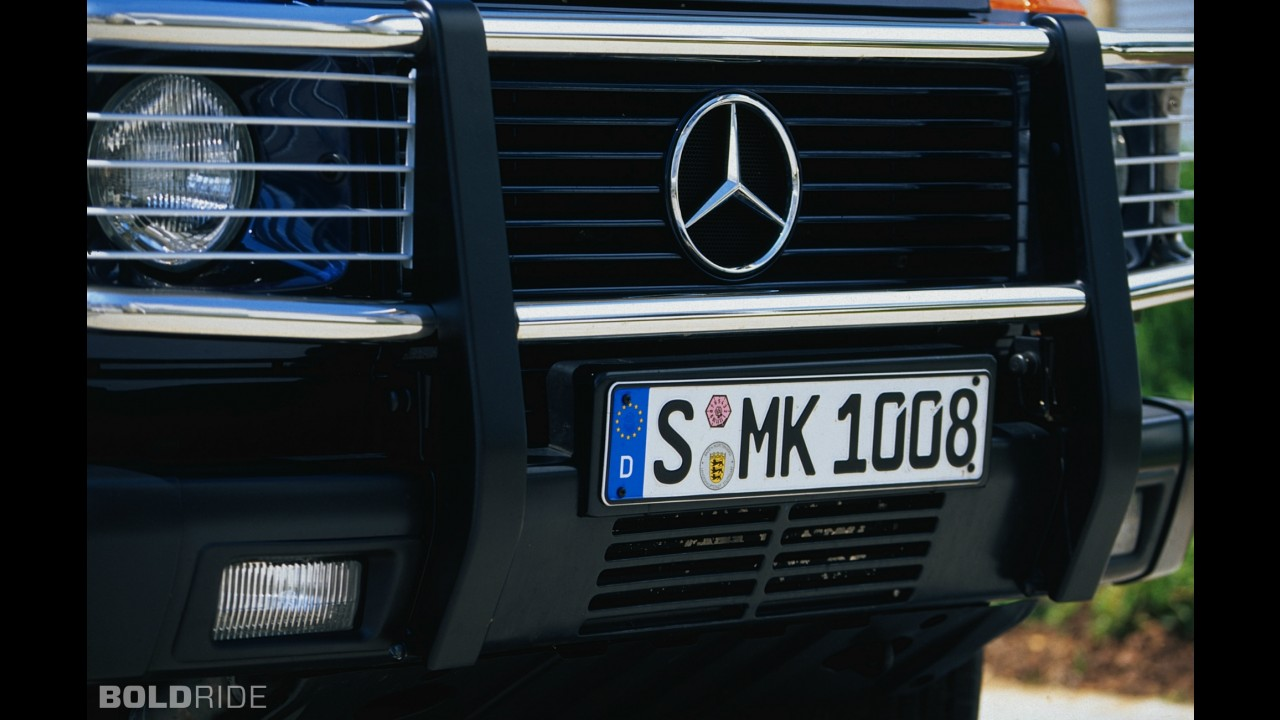 Mercedes-Benz G300