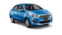2014 Mitsubishi Attrage revealed