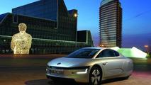 2013 Volkswagen XL1 production version