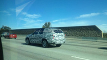2014 BMW X5 spy photo