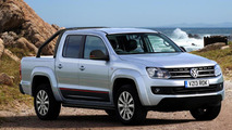 Volkswagen Amarok Edition announced (UK)