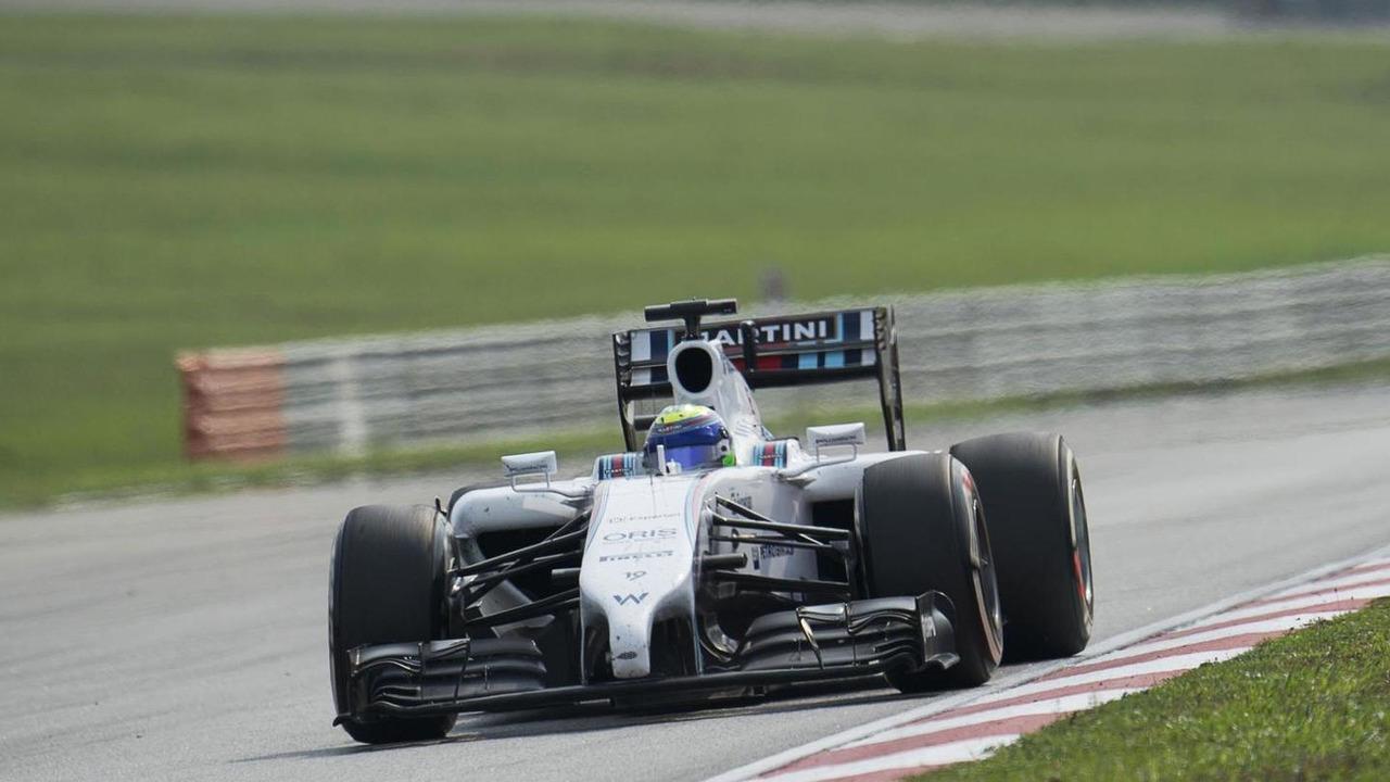 Felipe Massa (BRA), 30.03.2014, Malaysian Grand Prix, Sepang / XPB