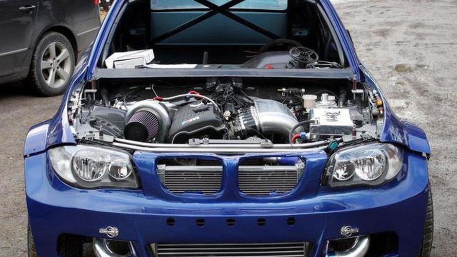 Swedish tuner prepares 800 bhp BMW 1-Series