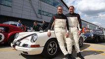 1,208 Porsche 911s invade Silverstone 29.7.2013