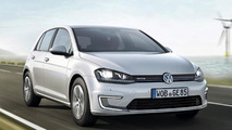 Volkswagen e-Golf goes on sale in Germany, starts at 34,900 EUR