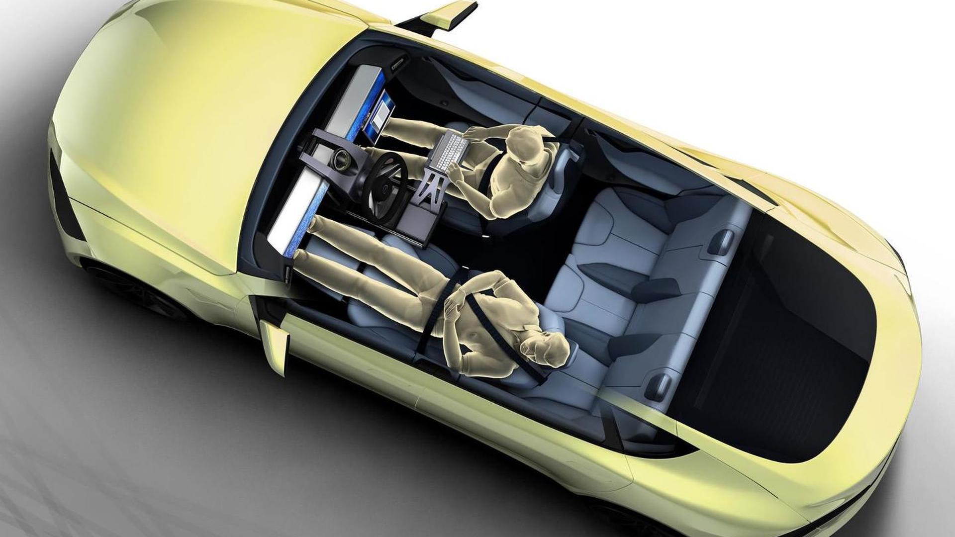 Rinspeed prepares Tesla Model S-based autonomous concept for Geneva launch [videos]